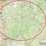 Odenwald-Karte