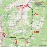 Trommweg-Karte